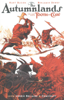 The Autumnlands  Volume 1