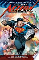 Superman   Action Comics Vol  4  The New World