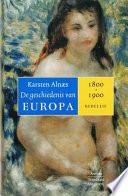 Geschiedenis Van Europa 1800 1900