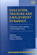 Education  Training and Employment Dynamics