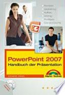 PowerPoint 2007   Handbuch der Pr  sentation