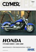 Honda Vtx1800