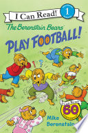 The Berenstain Bears Play Football