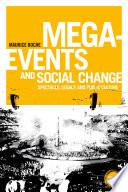 Mega events and social change
