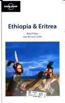 Lonely Planet Ethiopia   Eritrea