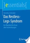 Das Restless Legs Syndrom