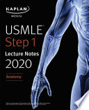 Usmle Step 1 Lecture Notes 2020 Anatomy