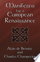 Manifesto for a European Renaissance