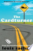 The Cardturner : available in paperback. a 17-year-old...