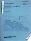 Alaska Outer Continental Shelf Beaufort Sea Planning Area Sales 186 195 And 202 Oil And Gas Lease Sale