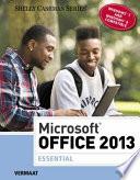 Microsoft Office 2013: Essential