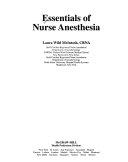 Essentials of Nurse Anesthesia
