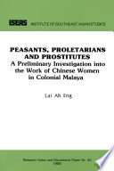 Peasants, Proletarians, and Prostitutes