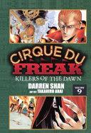 Cirque Du Freak 9 book