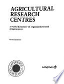 Agricultural Research Centres