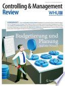 Controlling & Management Review Sonderheft 1-2015