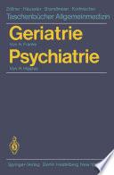 Geriatrie Psychiatrie
