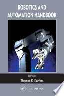 Robotics And Automation Handbook book