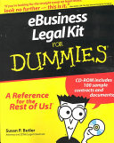 eBusiness legal kit for dummies