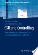CSR und Controlling