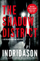 The Shadow District Instalment In The Thrilling New Crime