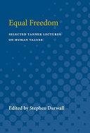 Equal Freedom