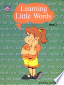 Learning Little Words Book 2  book