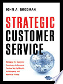 Strategic Customer Service