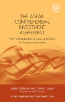 The ASEAN Comprehensive Investment Agreement
