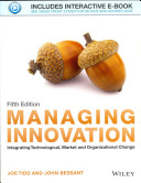 Ebook Managing Innovation Epub Joe Tidd,John Bessant Apps Read Mobile