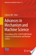 Advances in Mechanism and Machine Science Book PDF