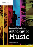 Edexcel AS a Level Anthology of Music