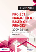 download ebook project management based on prince2® 2009 edition pdf epub