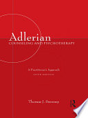 Adlerian Counseling And Psychotherapy
