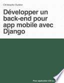 illustration Développez un back-end pour app mobile avec Django