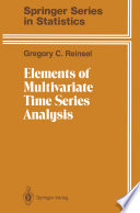 Elements of Multivariate Time Series Analysis