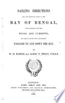 Sailing Directions for the Principal Ports in the Bay of Bengal