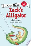 Zack s Alligator Book PDF