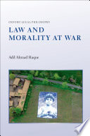 Law and Morality at War