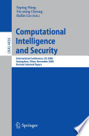 Computational Intelligence And Security