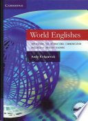World Englishes Hardback with Audio CD