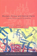 Women  crime and social harm
