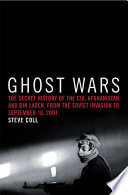 Ghost Wars book