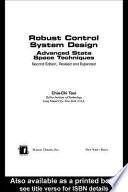 Robust Control System Design