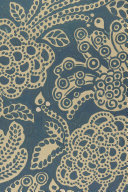 ESV Personal Reference Bible  Cloth Over Board  Blue Flora