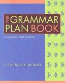 The Grammar Plan Book