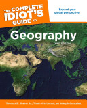 The Complete Idiot's Guide to Geography Differentiates Between Physical And Political