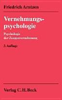 Vernehmungspsychologie