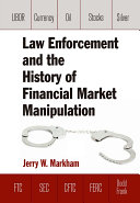 download ebook law enforcement and the history of financial market manipulation pdf epub