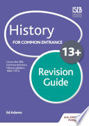 History for Common Entrance 13  Revision Guide